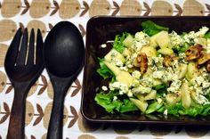 Aurajuusto-päärynäsalaatti - 3h+kasvimaa | Lily.fi