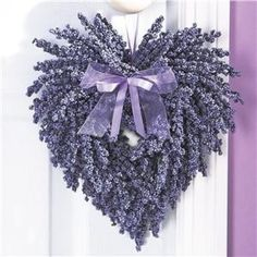 Lavendel heart