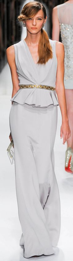 Jenny Packham Spring Summer 2013 Ready To Wear Collection - Evening Gowns » bcr8tive