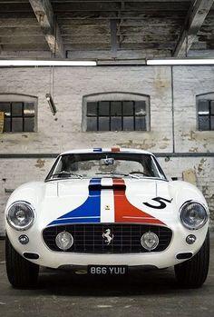 #Ferrari 250 SWB #QuirkyRides #ClassicCar: