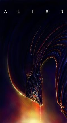 ALIEN by QuinteroART