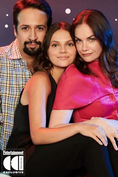 Lin-Manuel Miranda, Dafne Keen, and Ruth Wilson (His Dark Materials) See exclusive photos of the stars who dropped by EW's studio at San Diego Comic-Con Ruth Wilson, Philip Pullman, James Mcavoy, Mrs Coulter, Karaoke, Apple Tv, Laura Movie, His Dark Materials Trilogy, The Book Of Dust