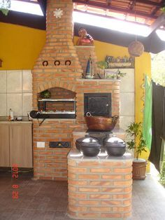 Lovely outdoor kitchen
