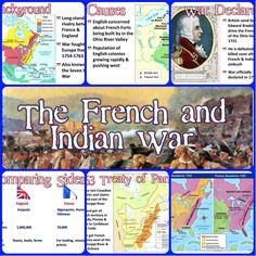 This wonderful PowerPoint presentation on the French and Indian War covers everything students need to know about this important conflict in American History!