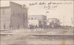 RP, Main Street , OGEMA , Saskatchewan , Canada , 00-10s Item# SCVIEW159019 (165792966)
