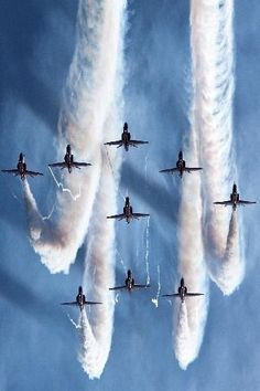 It won't take nine jets, just one small one :)