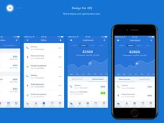 Designing For iOS is designing for sophisticated users who are retina lovers. Credit to @Paresh Khatri for the beautiful execution.   You may check the complete presentation on Behance.  Would love...