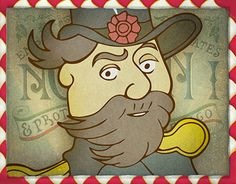 "Check out new work on my @Behance portfolio: ""Emperor Norton I"" http://be.net/gallery/57537541/Emperor-Norton-I"