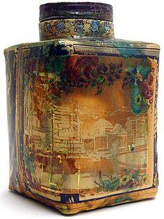 Robert Cooper ceramics at ceramics London