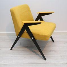 Fotel bunny zajączek model 300-177 PRL
