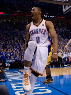 Thunder vs. Lakers: Game 2 - May 16, 2012 | THE OFFICIAL SITE OF THE OKLAHOMA CITY THUNDER
