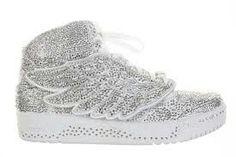 separation shoes 9b343 205b0 Rich Adidas Wing Shoes, Adidas Superstar, Adidas Originals, Jeremy Scott  Adidas, Fashion
