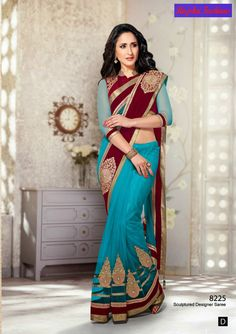 Marvlous Look Designer Sarees Collections In Other Colours We are the leading organization actively engaged in offering an extensive array of Marvlous Look Designer Sarees Collections In Other Colours for our fashion conscious clients. Designer Sarees are now used for various occasions like festivals, parties, weddings and even as casual wear. These sarees are uniquely designed keeping in mind the preferred selections of valuable clients.