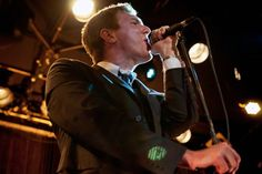 Hamilton Leithauser - Stereogum Opened for Spoon @ Lincoln Theatre. A local boy!