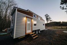 Craftsman Tiny House - Noah by Wind River Tiny Homes
