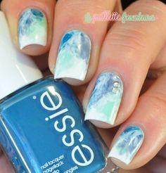 Essie Spring 2014 // Entre ciel et mer