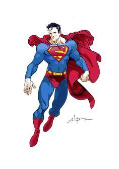 Superman - Andrei Bressan