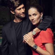 Perfect timing, bright smiles and brilliant jewellery can turn every occasion into something very special with Bucherer Fine Jewellery and IWC Schaffhausen Iwc Watches, Perfect Timing, Platinum Ring, Munich, Diamonds, Bright, Jewels, Jewellery, Luxury