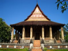 Haw Pha Kaeo (Hophakaew) Museum, Vientiane