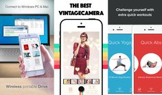 Top 11 paid iPhone apps on sale for free today Quick Abs, Fun Challenges, Yoga Routine, Vintage Cameras, Apps, Teaching, Workout, Iphone, Free