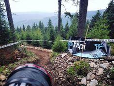 """Pracuju na dalších fotkách, tentokrát z IXS German Downhill Cup #5 Klínovec. Těšte se! I'm working on photos from IXS German Downhill Cup #5 Klínovec. Stay tuned!  #klinovec #dhrace #dh #bikepark #bikeparkklinovec #trail #downhill #downhillklinovec #caera #canoncamera #photooftheday #photoshoot #sport #sportphotography"" by @mojekris. #capture #pictures #pic #exposure #photos #snapshot #picture #composition #pics #moment #focus #all_shots #color #foto #photograph #fotografia…"
