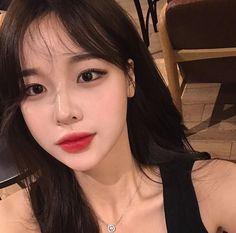 Ulzzang Korean Girl, Cute Korean Girl, Asian Makeup, Korean Makeup, Pretty Asian, Beautiful Asian Girls, Korean Beauty Girls, Asian Beauty, Fresh Makeup