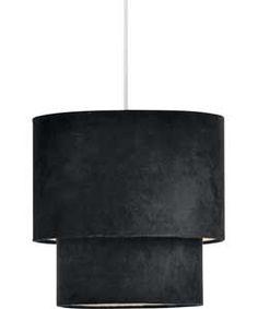 Buy Living Beaded Pendant Light Shade Clear at Argoscouk
