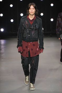 Topman Design at London Collections Men AW16 – Read lots of weird and wonderful statistics on everything from models to muffins.