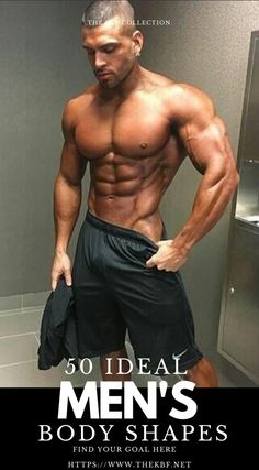 Need some motivation for the next tough training? Here we collect more than 50 best men's body images that can fill your energy up before each workout. Get you one as a goal to fight for Gym Workouts For Men, Easy Workouts, Fitness Motivation Pictures, Body Motivation, Ideal Male Body, Male Fitness Models, Home Exercise Routines, Body Building Men, Body Images