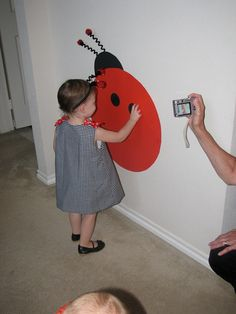 pin the spots on the ladybug