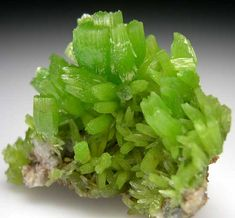 Pyromorphite from Daoping Mine, Guangxi Prov., China