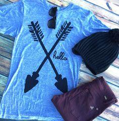 #OOTD Belle Boutique Rogers shopbelleboutique.com