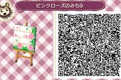 Qr codes page 8 animal crossing new leaf qr code for Carrelage kitsch animal crossing new leaf