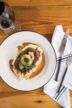 Best New Restaurants: Jacoby's Restaurant & Mercantile - Austin Monthly - November 2014 - Austin, TX