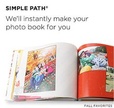 NEVER thought of this before: get old family recipes & create a photo book filled with them. A family recipe book! How awesome!