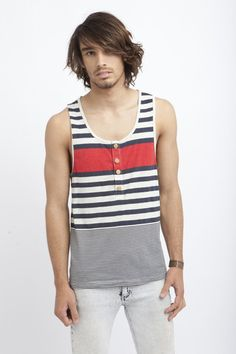 Premonition tank. it's a henley tank and i need to find them