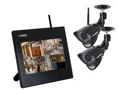 Lorex Wireless Video Monitoring System (LW292). Details at http://youzones.com/lorex-wireless-video-monitoring-system-lw292/