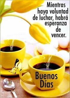 imagenes de buenos dias - Costura Tutorial and Ideas Good Morning Good Night, Morning Wish, Good Morning Quotes, Night Quotes, Morning Images, Coffee Time, Morning Coffee, Tea Time, Coffee Mugs