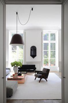 A Private Apartment by Joseph Dirand