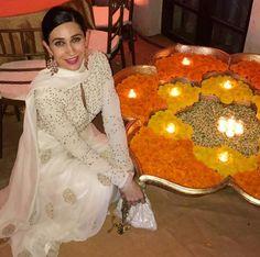 Karisma is in Diwali mode already but also misses sister Kareena Kapoor Diwali Party, Karisma Kapoor, Bollywood Fashion, Pakistani, Sisters, Celebrities, Wedding Dresses, Instagram Posts