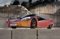 Este impresionante Rinspeed iChange es capaz de acelerar de 0 a 100 en poco más de 4 segundos. Fuent... - www.sportyou.es
