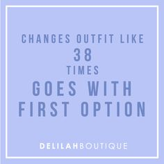 Speaking of new outfits. so much goodness just hit the store! Visit us today for your Delilah fix :)