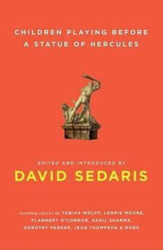 Children Playing Before a Statue of Hercules | IndieBound. To read.