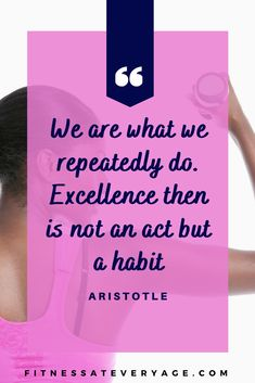 We are what we repeatedly do. Excellence then is not an act but a habit. #fitness #fitnessmotivation #motivationalquotes #inspirationalworkoutquotes #fitspiration #motivationalfitnessquotes #fitnessquoteswomen #motivationtoworkout #motivationtoworkoutquotes Fitness Quotes Women, Fitness Motivation Quotes, Fitness Inspiration Quotes, Fitspiration, Motivationalquotes, Acting, Workout, Words, Work Out