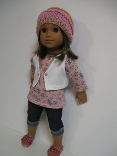 American Girl Doll Casual Days by 123MULBERRYSTREET on Etsy