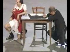 Adriano Celentano + Roberto Benigni - Lettera di scuse a Berlusconi - Rockpolitik 2005