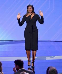 Michelle is forever a mood! She slays!