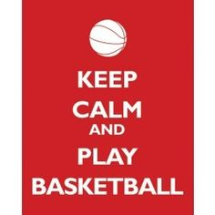 Basketball... My absolute FAVORITE sport!!!!