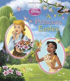 A Princess Easter (Disney Princess) (Glitter Board Book) by RH Disney http://www.amazon.com/dp/0736430148/ref=cm_sw_r_pi_dp_bmggub0JD0EAY