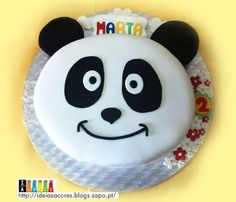 Panda Birthday Cake, Happy Birthday, Bolo Panda, Panda Party, Baby L, Cake Batter, How To Make Cake, Party Time, Good Food